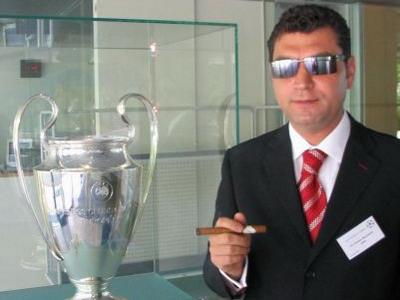 borcea - Dinamo Champions League